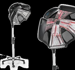 Lampada termostimolazione hair dryer acceletator