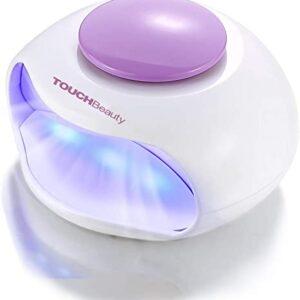 Asciuga smalto con lampada uv Touch Beauty