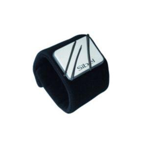 Bracciale magnetico per forcine e mollette