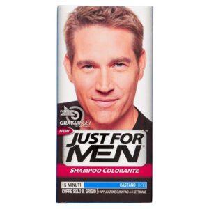 Shampoo colorante Just for man