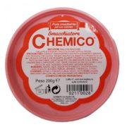 Smacchiatore cutaneo per tinta Chemico