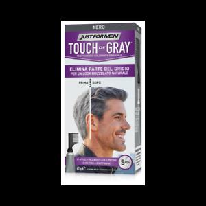 Tinta per capelli Touch of gray