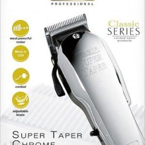 Tosatrice per capelli Super Taper chrome Wahl