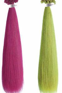 Extension cheratina colori forti