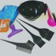 Kit accessori per tintura fai da te