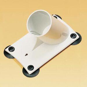 Porta phon in plastica