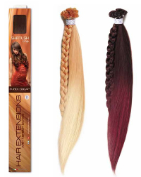 EXTENSIONS OMBRE LINE