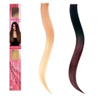 Extension con biadesivo capelli naturali